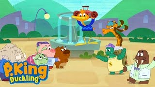 Theme Song  for P. King Duckling