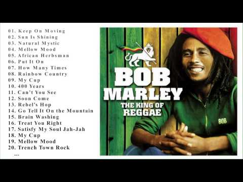 Bob Marley (2013) - Bob Marley The King of Reggae Album