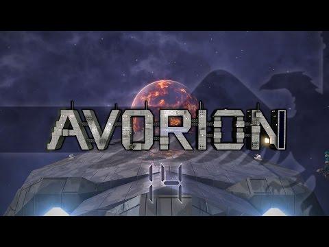 Avorion #14 XSOTAN ARTIFACT HUNTING - Avorion Let's Play