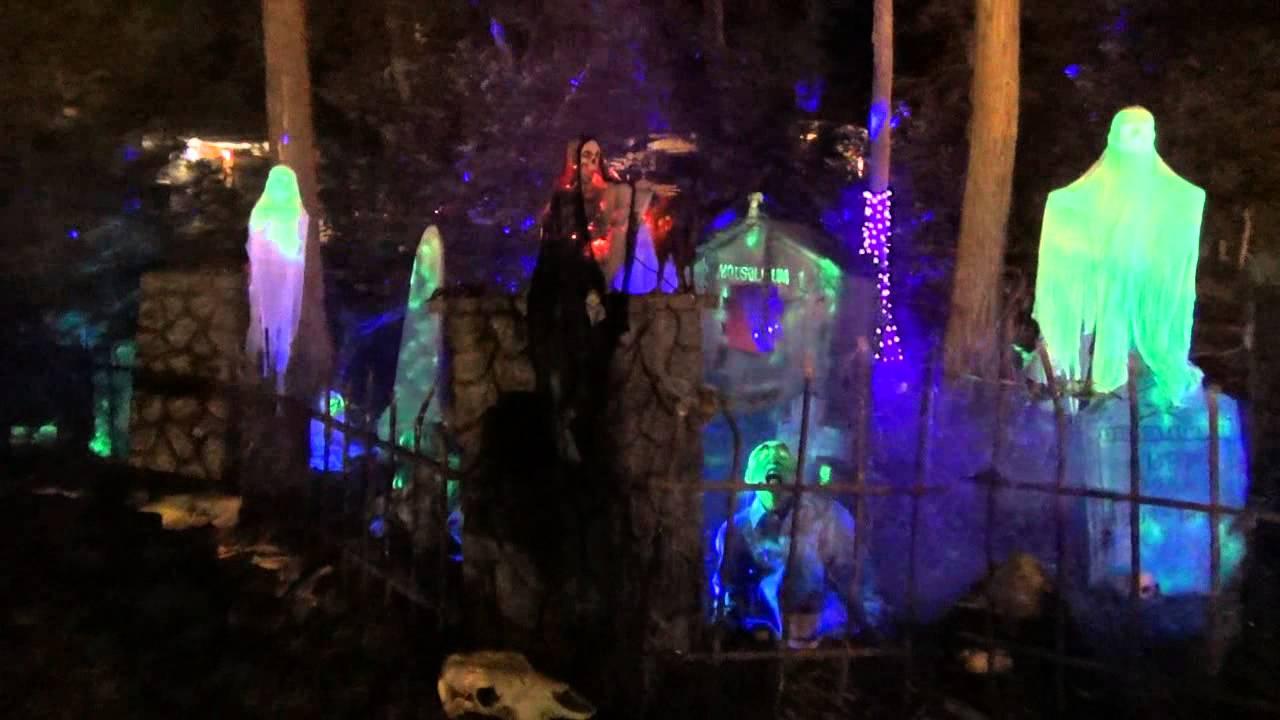 Fort Wilderness Halloween Site Decoration 2013 Winner