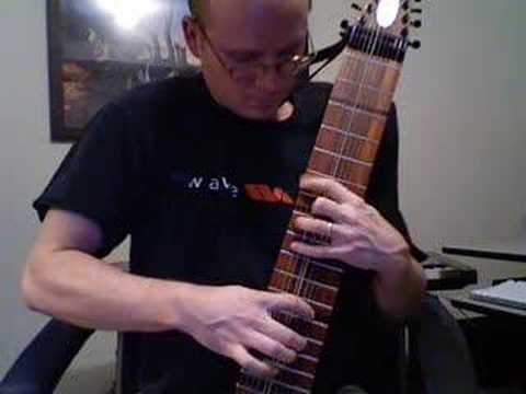 Jethro Tull - Wond'ring Aloud (Rob Martino, Chapman Stick)