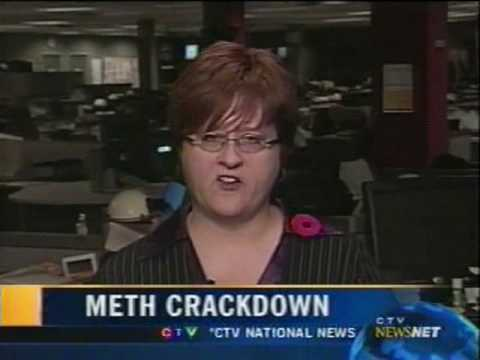 Pseudoephedrine behind the counter - CTV Newsnet