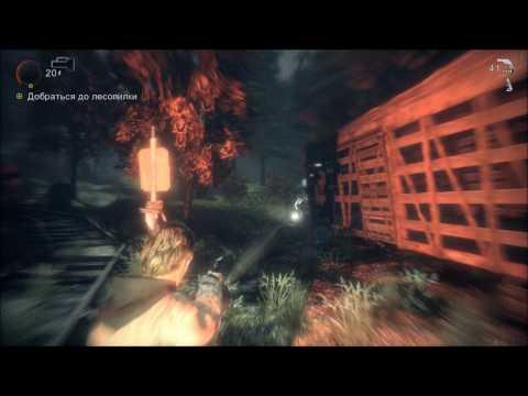 """Смотреть прохождение игры Alan Wake - The Signal. Серия 19: """"Твой враг - твое воображение.."""""""