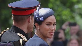Why Meghan Markle Is Wearing a New Ring