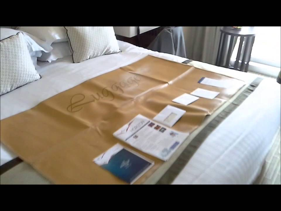 P o cruises britannia balcony cabin review youtube for P o cruise bedrooms