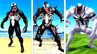 UPGRADING VENOM Into A GOD In GTA 5 Mods ... (Secret Powers!)