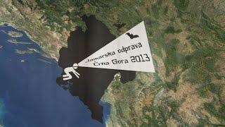 Jamarska odprava Črna Gora 2013
