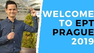 Welcome to EPT Prague 2019!