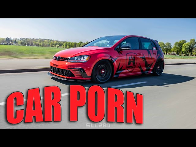 Teichi's MK7 GTI Performance - Car Porn