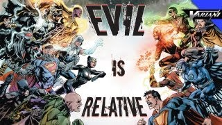 DC Comics Villains Month: Explanation & Thoughts!