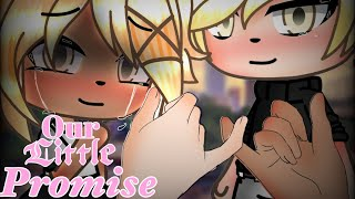 Our little promise || GLMM || Gacha life mini movie ||