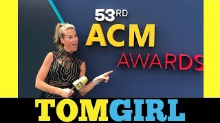 Episode 41: 53rd ACM Awards Red Carpet & Show Review - TomGirl | AfterBuzz TV
