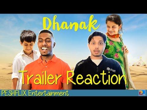 Dhanak Trailer Reaction & Review | English Subtitles | PESHFlix Entertainment