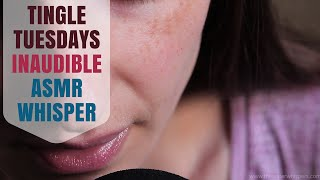 ~ Tingle Tuesdays ~ Inaudible Whispering + Lots Of Mouth Sounds ASMR!