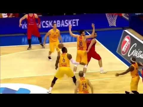 Milos Teodosic God of Passing - NBA CLIPPERS 2017