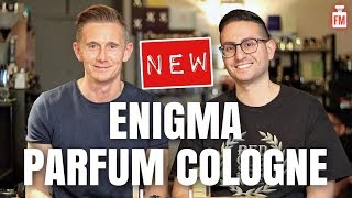 BRAND NEW Roja Enigma Parfum Cologne Review with Redolessence