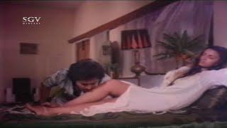 Brother Slap Sister For Hugging Him In Hangover | Ladies Hostel Kannada Movie | Kannada Super Scenes