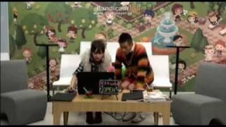 女子力♥cafe~あいすくりーす~#5 より ゲスト Rainbow (画像と音声の...