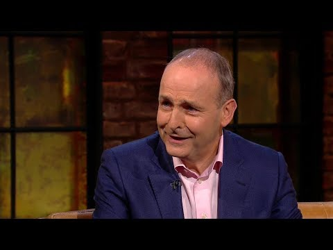 """""""Everything's through the lens of how it's perceived"""" - Micheál Martin 