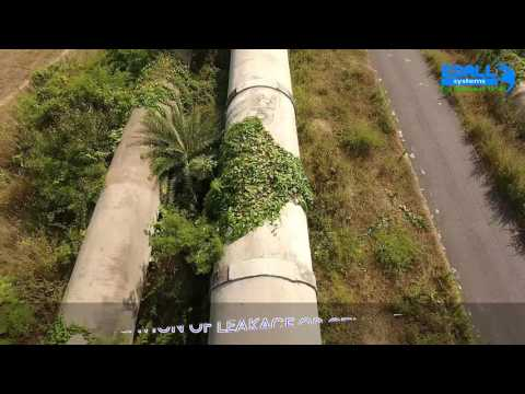 Drone based Pipeline Inspection