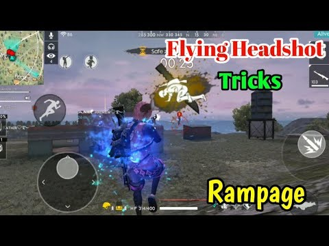 Free Fire Rampage Tricks And Tips Tamil | அந்தரத்தில் அருமையான Headshot Tricks!
