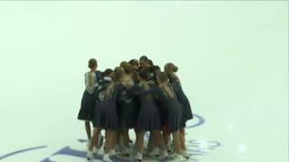Team Russia 1 SP - ISU World Junior Synchronized Skating Championships ® 2017