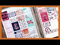 Plan With Me   Erin Condren Vertical Planner   Oh Hello Stationery Co