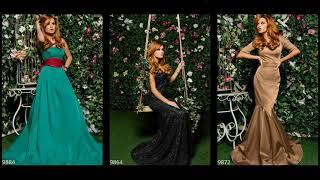 Шок!!! Платья от Ксении Бородиной потрясающие!!!