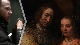 Study Trip with Tuv. Late Rembrandt