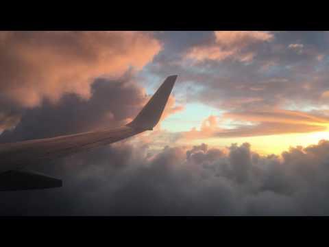 Virgin Australia B737-800 Winglets VA134 Morning Landing Sydney Airport