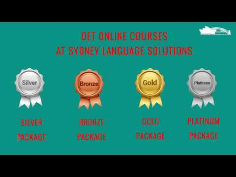 OET ONLINE COURSE