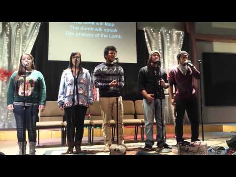 Pentatonix-Mary Did You Know--Cover by Perfect 5th