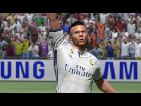FIFA 17 - CARRIERE MANAGER #131 - REAL MADRID/MALAGA