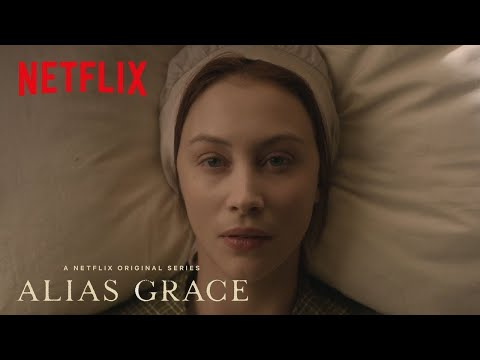 Alias Grace | Teaser [HD] | Netflix