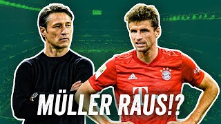 Q&A: Behandelt Kovac Müller unfair? Eriksen, Havertz oder Sané zum FC Bayern?