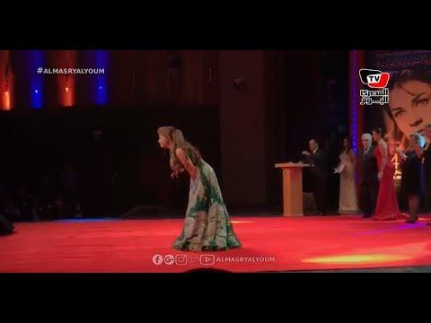 سوزران نجم الدين بعد تكريمها في «الإسكندرية السينمائي»: «أول جائزة ليا في مصر»