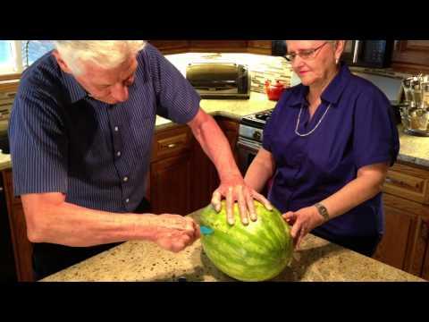 NotDeprived Becca's Kitchen Watermelon Basket {Naturally Gluten-Free}