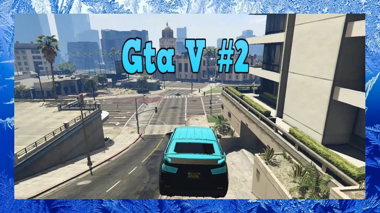 Non Copyright Gameplay Fps P Gta V  Free To Use