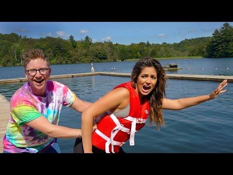 My Life at Camp (ft. Tyler Oakley) | Bethany Mota