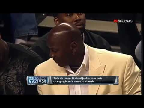 ESPN Charlotte Bobcats Changing Name To Charlotte Hornets?