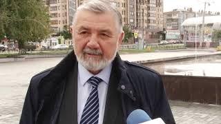 В Можин принял участие в ПРИЕМКе  фонтана