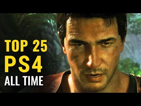 Top 25 Best PS4 Games Of All Time [2019 Update] | Whatoplay