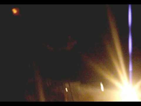 La quema de polvora en Rio Grande 18 de agosto de 2008