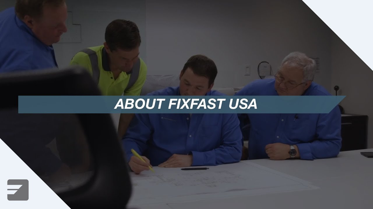 Roof Access Ladders | Fall Protection | Guardrail Systems | FIXFAST USA