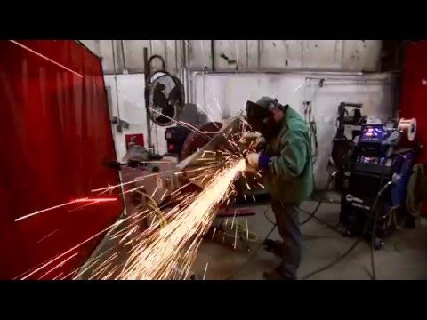 UA Fabrication Training HD