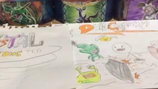 DUEL CREATURES?!?!? ft. NIKO co creator of duel creatures