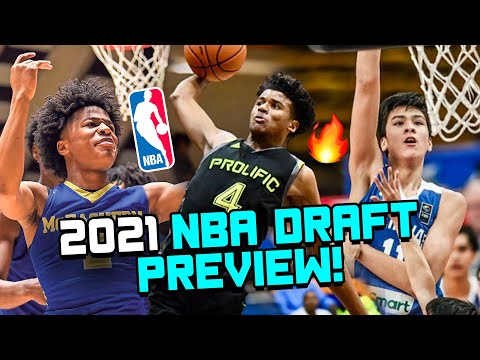 2021 NBA Draft Preview! What You NEED To Know About Jalen Green, Kai Sotto, Sharife Cooper & More 🤫