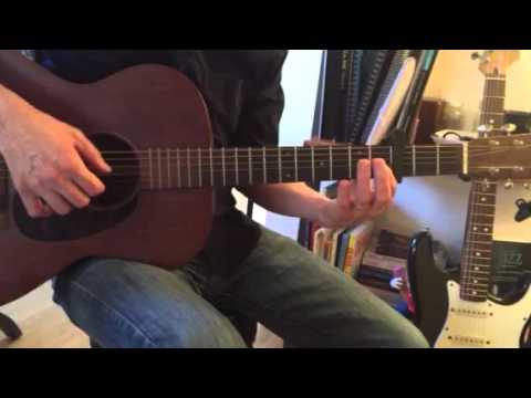 I\'ll Be Good, guitar chords, capo on third fret - YouTube