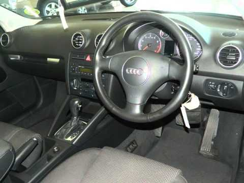 2005 Audi A3 20 Fsi Ambition Tiptronic Auto For Sale On Auto Trader