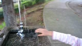 水のみ水栓